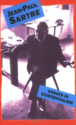 Essays in Existentialism   1993 (Reprint) 9780806501628 Front Cover
