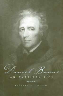 Daniel Boone An American Life  2012 edition cover