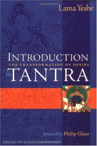 Introduction to Tantra The Transformation of Desire 3rd 2001 edition cover