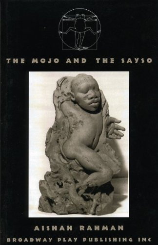 Mojo and the Sayso  N/A edition cover