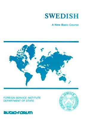 Swedish Basic Course N/A 9780884325628 Front Cover