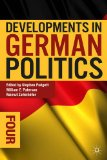 Developments in German Politics  4th 2014 (Revised) 9781137301628 Front Cover