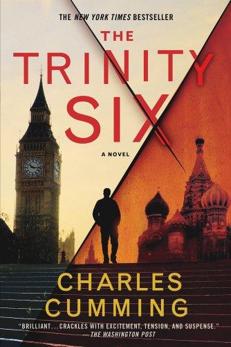 Trinity Six  N/A edition cover