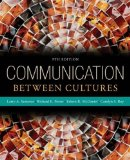 Communication Between Cultures:   2016 9781285444628 Front Cover