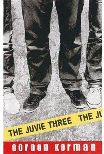 Juvie Three   2008 edition cover