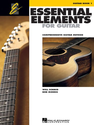 Essential Elements for Guitar Comprehensive Guitar Method N/A edition cover