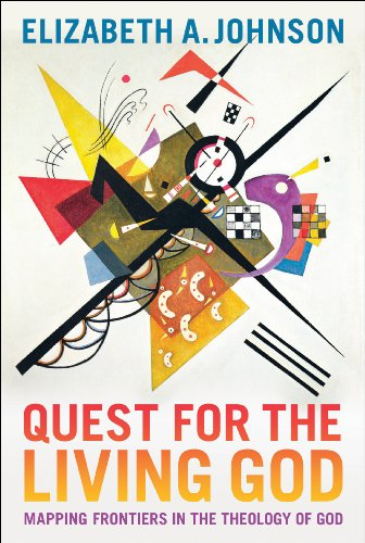 Quest for the Living God Mapping Frontiers in the Theology of God  2011 edition cover