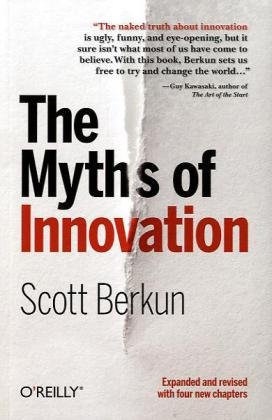 Myths of Innovation   2010 edition cover