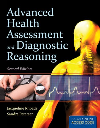 Advanced Health Assessment and Diagnostic Reasoning  2nd 2014 edition cover