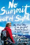 No Summit Out of Sight The True Story of the Youngest Person to Climb the Seven Summits  2014 edition cover