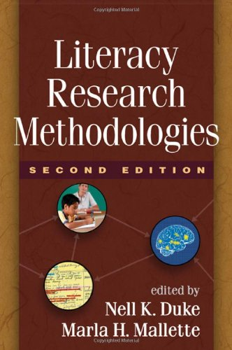 Literacy Research Methodologies, Second Edition  2nd 2011 (Revised) edition cover