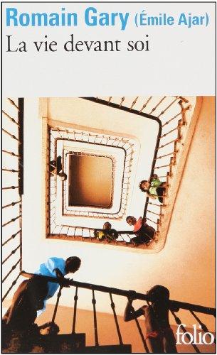 Vie Devant Soi N/A edition cover