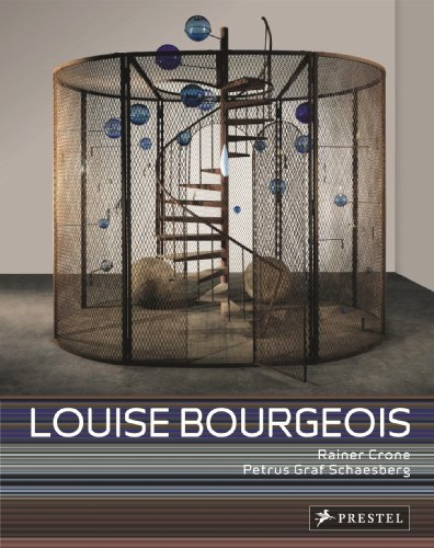 Louise Bourgeois The Secret of the Cells  2011 edition cover
