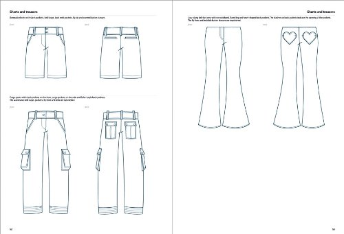 Technical Drawing for Fashion Design - Volume 2 Garment Source Book  2010 edition cover
