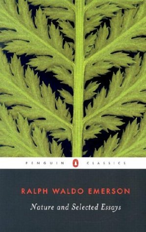 Nature and Selected Essays   2003 edition cover