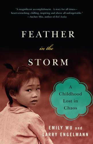 Feather in the Storm A Childhood Lost in Chaos N/A 9780307276629 Front Cover