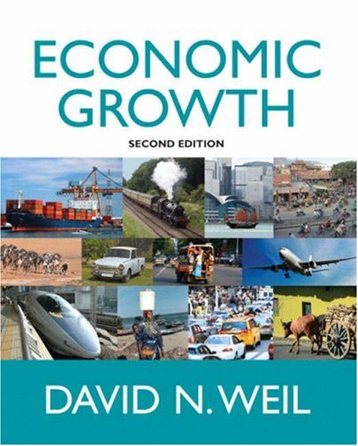 Economic Growth  2nd 2009 edition cover