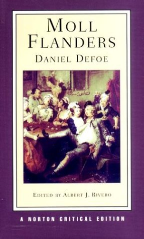Moll Flanders   2003 edition cover