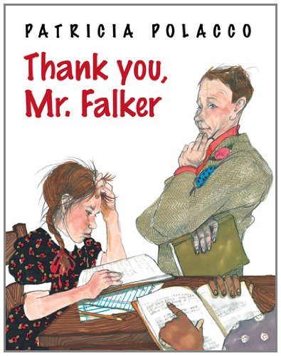 Thank You, Mr. Falker   2012 edition cover