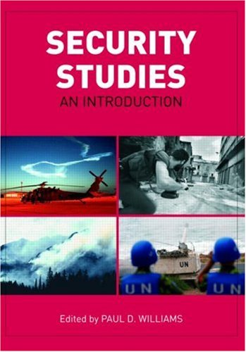 Security Studies An Introduction  2008 edition cover