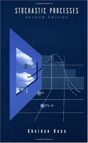Stochastic Processes  2nd 1996 (Revised) edition cover