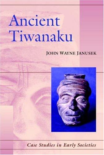 Ancient Tiwanaku   2007 edition cover
