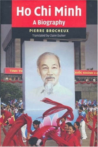 Ho Chi Minh A Biography  2007 9780521850629 Front Cover