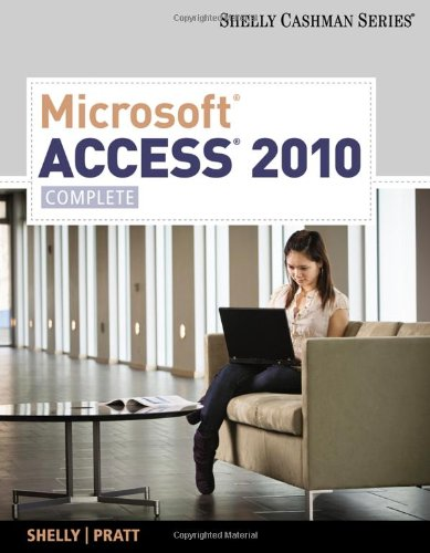 Microsoft� Access� 2010 Complete  2011 edition cover