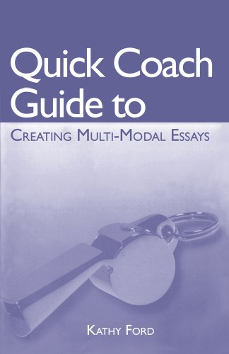 Quick Coach Guide to Creating Multi-Modal Essays   2010 9780547083629 Front Cover