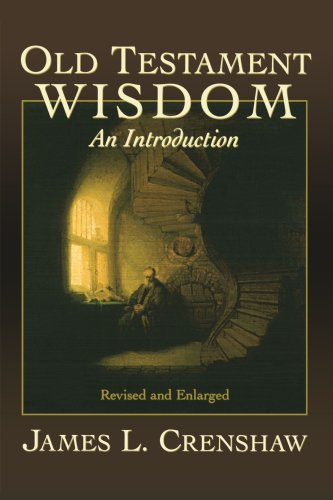 Old Testament Wisdom An Introduction 2nd edition cover