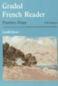 Graded French Reader Premire �tape 5th 1992 edition cover