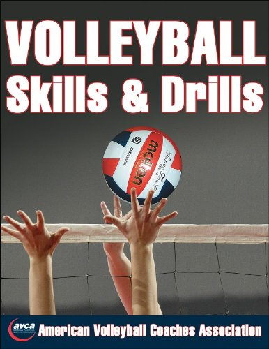 Volleyball Skills and Drills   2006 9780736058629 Front Cover