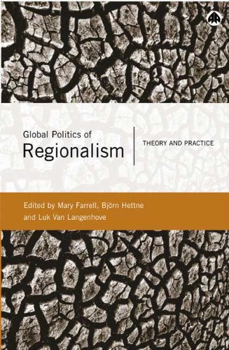Global Politics of Regionalism Theory and Practice  2005 9780745322629 Front Cover
