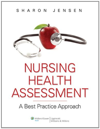 Nursing Health Assessment A Best Practice Approach  2010 edition cover