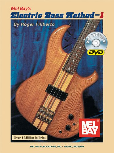 Electric Bass Method   1963 edition cover