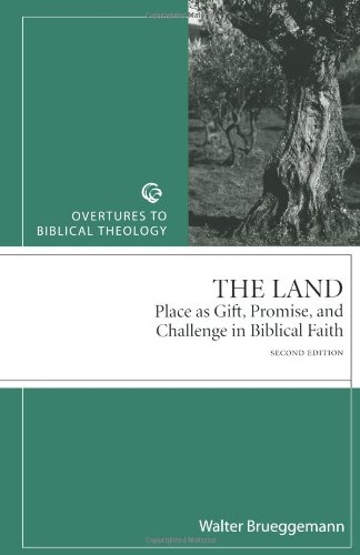 Land Place As Gift, Promise, and Challenge in Biblical Faith 2nd 2003 (Revised) edition cover