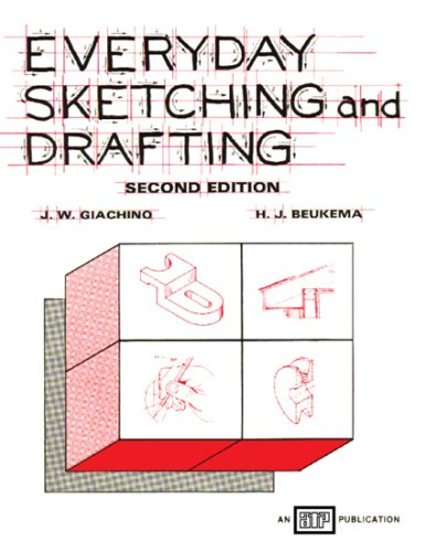 Everyday Sketching and Drafting  2nd edition cover