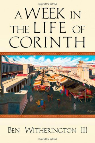 Week in the Life of Corinth   2012 edition cover