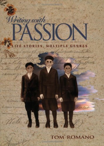 Writing with Passion Life Stories, Multiple Genres  1995 edition cover