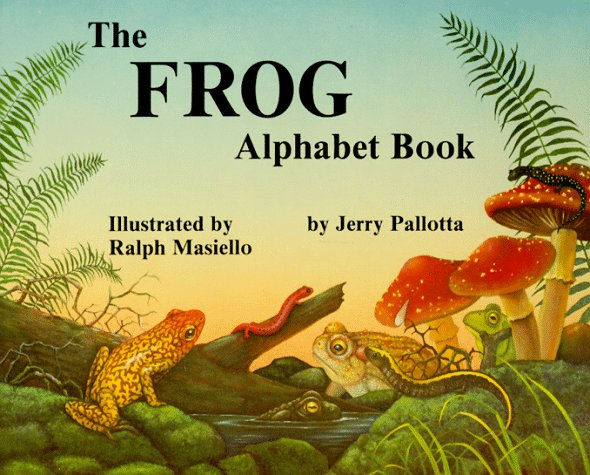 Frog Alphabet Book   1999 9780881064629 Front Cover