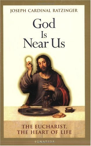 God is Near Us The Eucharist - Heart of Life  2003 edition cover