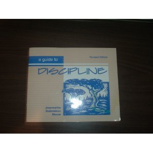 Guide to Discipline  Revised 9780912674629 Front Cover