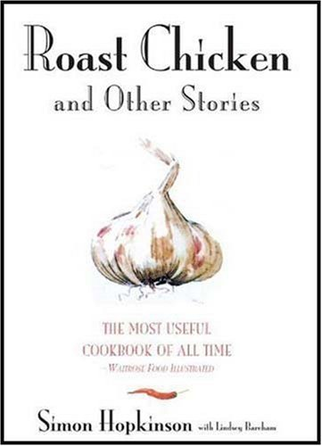 Roast Chicken and Other Stories   2006 9781401308629 Front Cover