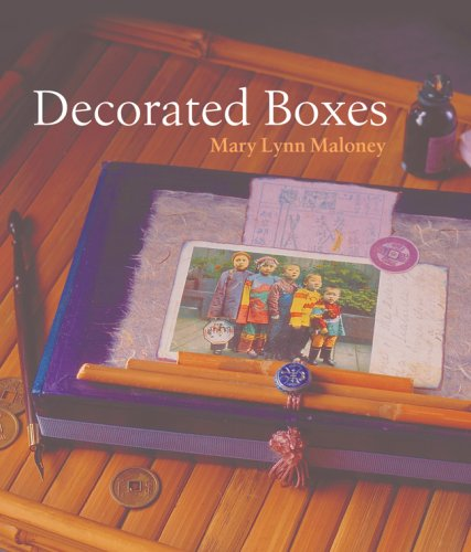 Decorated Boxes   2008 9781402752629 Front Cover