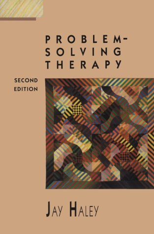 Problem-Solving Therapy  2nd 1987 (Revised) edition cover