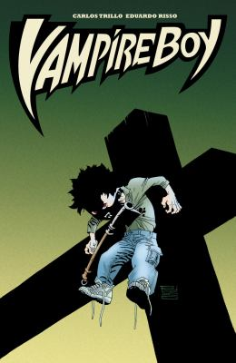 Vampire Boy   2010 edition cover