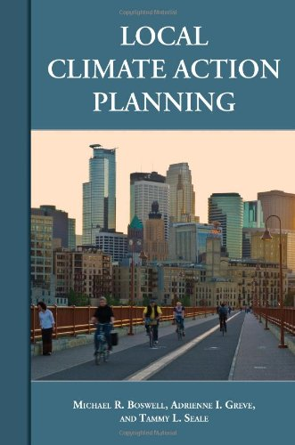 Local Climate Action Planning   2011 edition cover