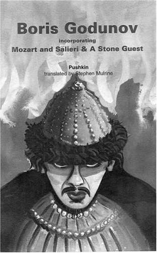 Boris Godunov Mozart and Salieri and a Stone Guest  2002 edition cover