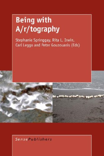 Being with A/R/Tography   2008 edition cover