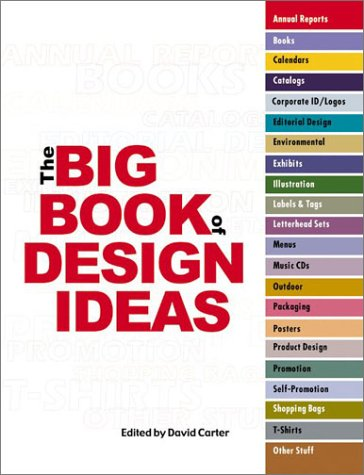 Big Book of Design Ideas   2000 9780060087630 Front Cover